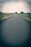 Δρόμος στη χώρα Στοκ Εικόνα