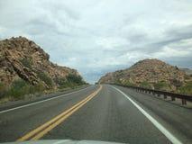 Δρόμος στις ΗΠΑ 2013 στοκ φωτογραφίες με δικαίωμα ελεύθερης χρήσης