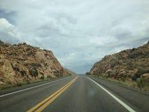 Δρόμος στις ΗΠΑ 2013 στοκ φωτογραφίες