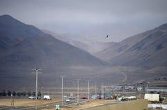Δρόμος στο antofagasta Στοκ Εικόνες
