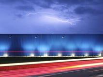 Δρόμος ταχύτητας Στοκ εικόνα με δικαίωμα ελεύθερης χρήσης