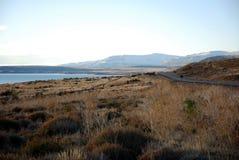 δρόμος της Παταγωνίας lago argentino στοκ φωτογραφίες