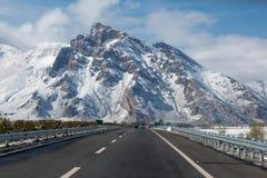 Δρόμος της φιλίας στο Θιβέτ Στοκ εικόνα με δικαίωμα ελεύθερης χρήσης