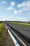 δρόμος τοπίων Στοκ φωτογραφία με δικαίωμα ελεύθερης χρήσης