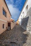 Δρόμος τούβλου Στοκ εικόνα με δικαίωμα ελεύθερης χρήσης