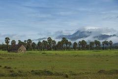 Δρόμος το Μιανμάρ Στοκ Εικόνες