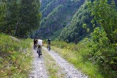 δρόμος τρία βουνών φιλονι&kap Στοκ φωτογραφία με δικαίωμα ελεύθερης χρήσης