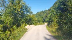 Δρόμος τσίλι Στοκ Εικόνες