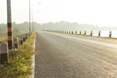 Δρόμος, φύση, μεταφορά Στοκ Φωτογραφίες