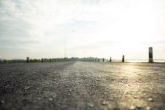 Δρόμος, φύση, μεταφορά Στοκ Εικόνες
