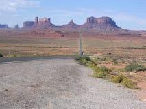 Δρόμος όπου; Στοκ εικόνα με δικαίωμα ελεύθερης χρήσης