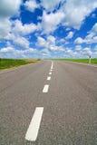 Δρόμος Στοκ εικόνες με δικαίωμα ελεύθερης χρήσης