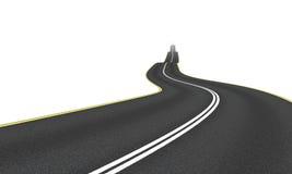 δρόμος διανυσματική απεικόνιση