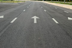 Δρόμος Στοκ Εικόνα