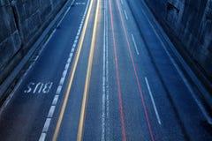 Δρόμος Στοκ εικόνα με δικαίωμα ελεύθερης χρήσης