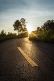 Δρόμος στοκ φωτογραφίες