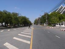 Δρόμος Chai Sanam Στοκ φωτογραφία με δικαίωμα ελεύθερης χρήσης