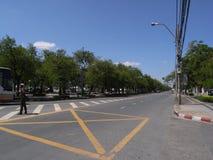 Δρόμος Chai Sanam Στοκ φωτογραφίες με δικαίωμα ελεύθερης χρήσης