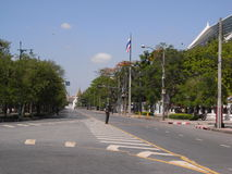 Δρόμος Chai Sanam Στοκ εικόνες με δικαίωμα ελεύθερης χρήσης