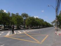 Δρόμος Chai Sanam Στοκ Εικόνες