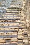 Δρόμος Cobbled Στοκ Εικόνες