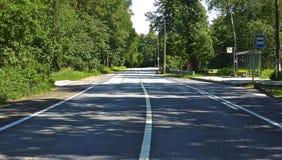 Δρόμος E Στοκ Εικόνες