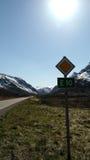 Δρόμος E10 Στοκ Εικόνες