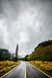 Δρόμος Moutain Στοκ Φωτογραφίες