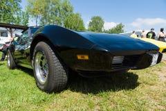 Δρόμωνας Stingray &#x28 Chevrolet C3&#x29  Στοκ εικόνες με δικαίωμα ελεύθερης χρήσης