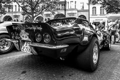 Δρόμωνας Stingray Coupe &#x22 Chevrolet αθλητικών αυτοκινήτων Steppenwolf&#x22 , 1973 Στοκ εικόνες με δικαίωμα ελεύθερης χρήσης