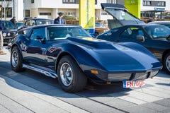 Δρόμωνας &#x28 Chevrolet αθλητικών αυτοκινήτων C3&#x29  Κτήμα Eckler, 1973 Στοκ Εικόνες