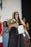 Δρύινη άποψη, Καλιφόρνια, ΗΠΑ, στις 7 Μαρτίου 2015, η Δεσποινίς Oak View Pageant της τελειότητας, εφηβικός διαγωνισμός ομορφιάς Στοκ Εικόνες