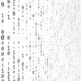 Δυαδική σύσταση αριθμών Στοκ Εικόνα