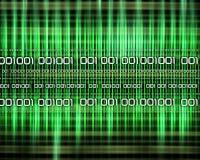 δυαδική τεχνολογία Στοκ εικόνα με δικαίωμα ελεύθερης χρήσης