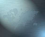δυαδικός κόσμος Στοκ εικόνα με δικαίωμα ελεύθερης χρήσης