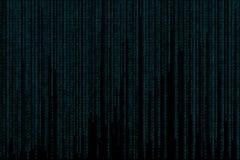 δυαδικός κώδικας εμβλημάτων Τα στοιχεία και η τεχνολογία, αποκρυπτογράφηση και κρυπτογραφούν διανυσματική απεικόνιση