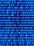 δυαδικός κώδικας 2 διανυσματική απεικόνιση