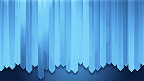 Δυναμικός μπλε ξύλινος πίνακας σχεδίου τοίχων λουρίδων διανυσματική απεικόνιση