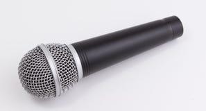 Δυναμικό μικρόφωνο Στοκ Φωτογραφία