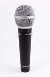 Δυναμικό μικρόφωνο Στοκ Εικόνες