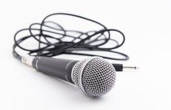 Δυναμικό μικρόφωνο Στοκ εικόνες με δικαίωμα ελεύθερης χρήσης