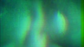 Δυναμικό ντεμοντέ καθιερώνον τη μόδα ακτινοβολώντας υπόβαθρο sci-Fi απόθεμα βίντεο