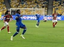 Δυναμό Kyiv †«Maritimo, Augu αγώνων ποδοσφαίρου ένωσης UEFA Ευρώπη Στοκ φωτογραφίες με δικαίωμα ελεύθερης χρήσης