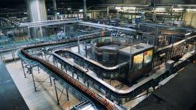 Δυνατότητα ζυθοποιείων με τον εξοπλισμό - μεταφορέας, μηχανές φιλμ μικρού μήκους