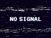 Δυσλειτουργία κανένα σήμα στο μαύρο σκηνικό Θόρυβος διαστρεβλώσεων και γραμμών ταινιών Αναδρομικό υπόβαθρο VHS Παλαιό τηλεοπτικό  απεικόνιση αποθεμάτων
