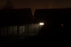 Δυσοίωνες νύχτες Στοκ Φωτογραφίες