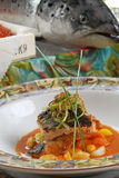 Δυτικά τρόφιμα Στοκ Εικόνες