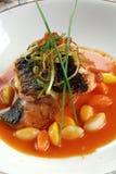 Δυτικά τρόφιμα Στοκ Φωτογραφίες