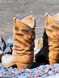 Δυτικές μπότες. Στοκ εικόνα με δικαίωμα ελεύθερης χρήσης