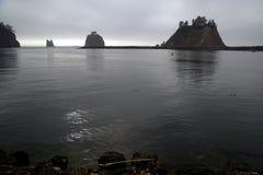 Δυτική ακτή Ειρηνικών Ωκεανών Bluffs σωρών Στοκ Εικόνες